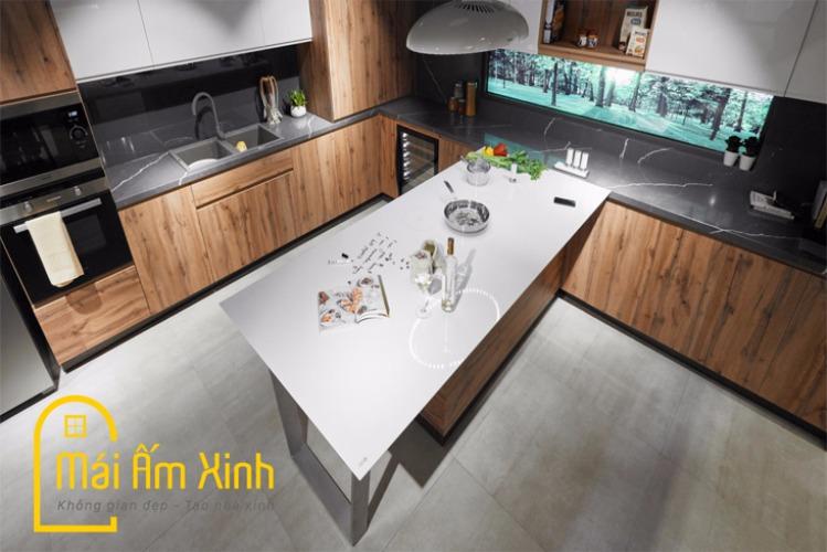 Không gian bếp 13