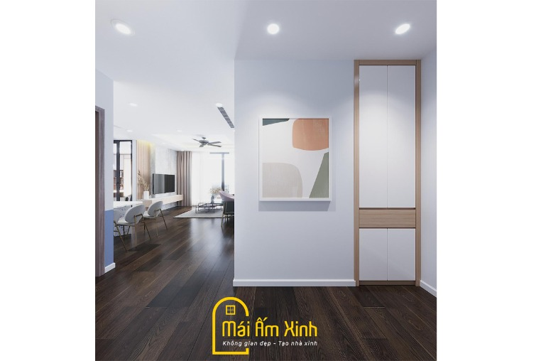 Thiết kế Nội thất - Em Linh/PHC Complex Nguyễn Sơn