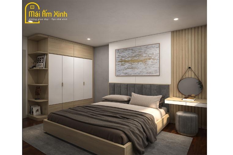 Thiết kế Nội thất - Bác Học/Ecohome3 Tân Xuân
