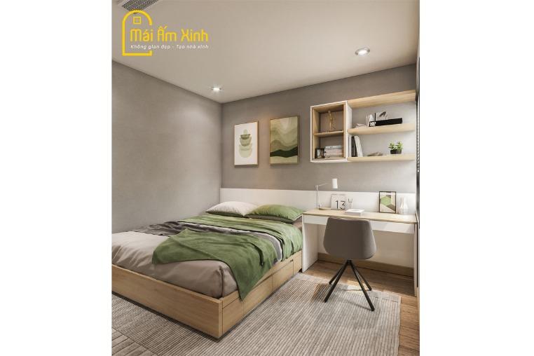 Thiết kế Nội thất - Anh Tiến/Ecohome 3 Tân Xuân