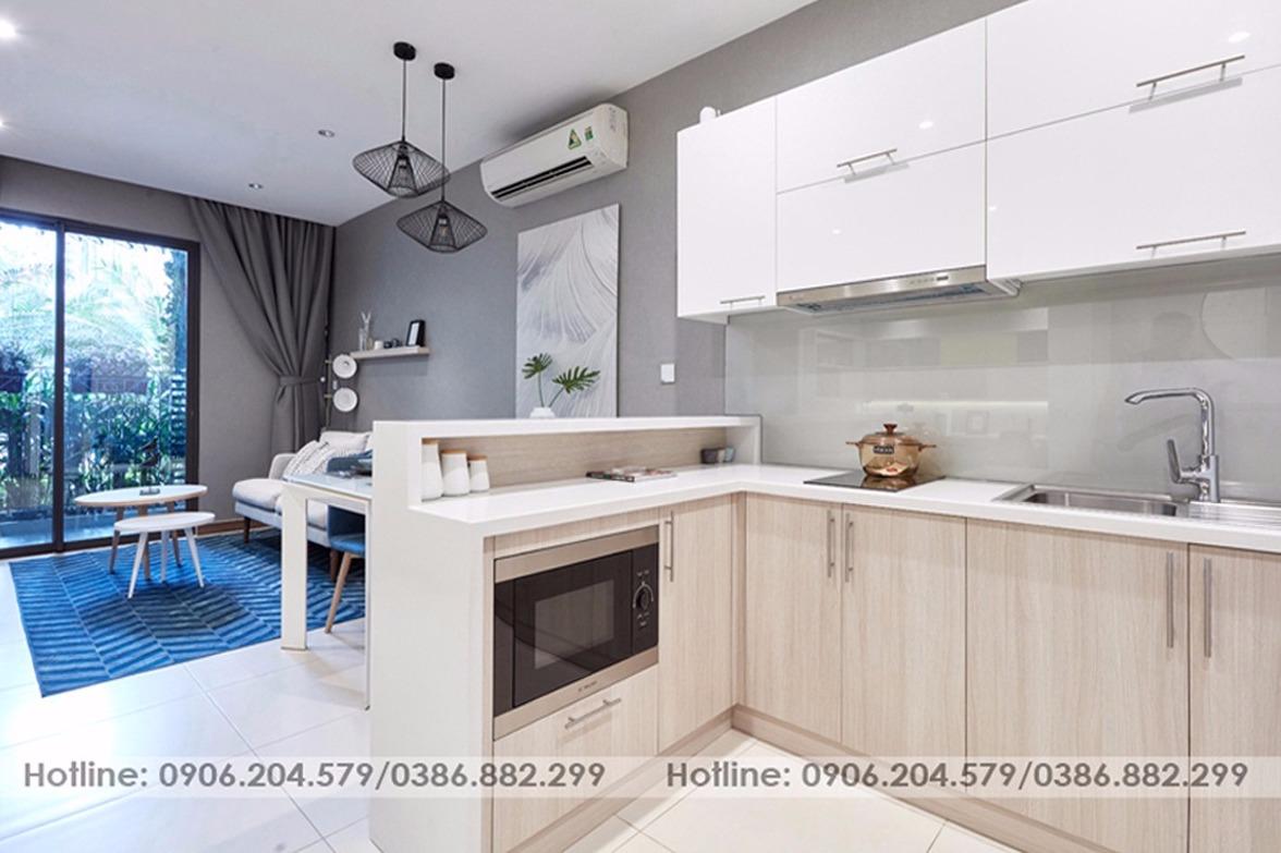 Không gian bếp 12