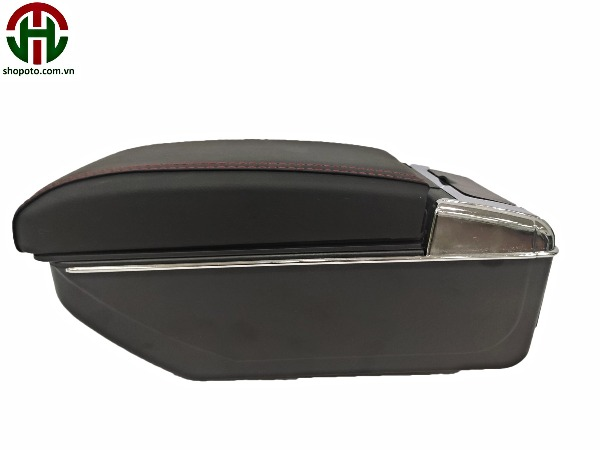Hộp tỳ tay Hyundai Accent màu đen