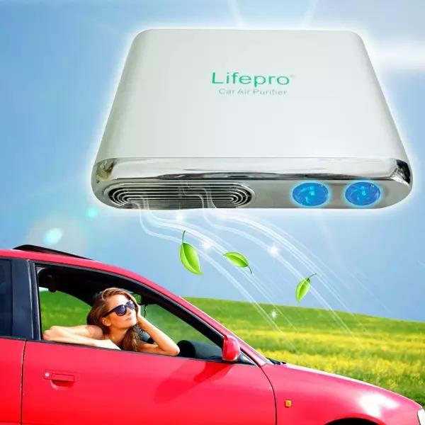 Máy lọc không khí trên ô tô Lifepro