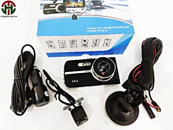 Camera hành trình Webvision S5