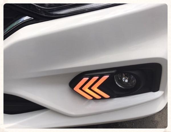 Đèn led trang trí Honda Civic