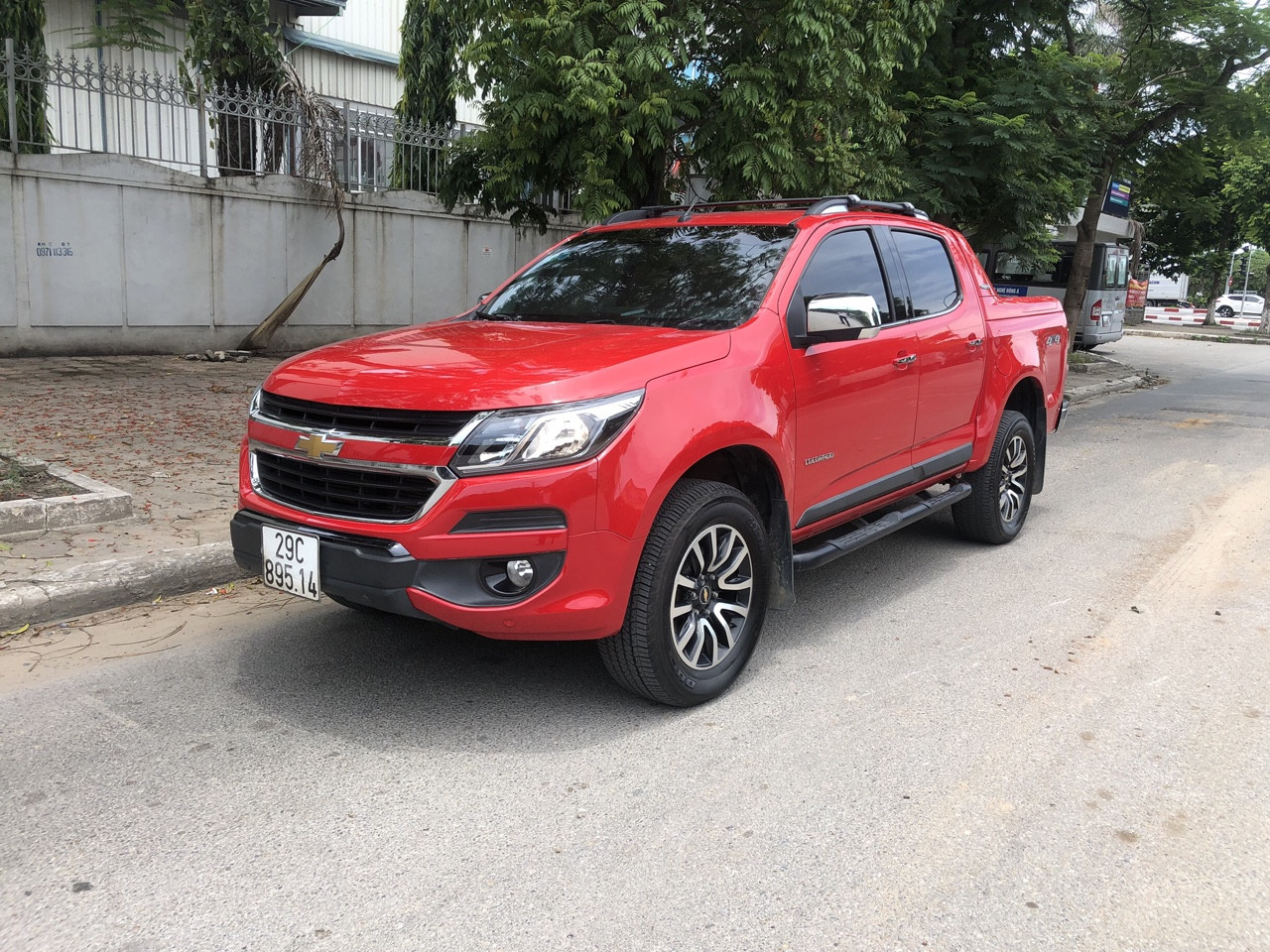 Chevrolet Colorado HC 2.5 VGT 2018