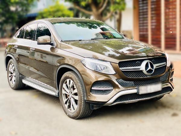 Mercedes GLE400 2016