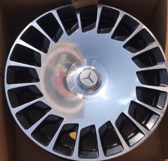 Lazang mâm xe Mercedes S class