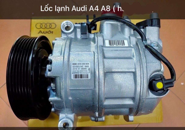Lốc điều hòa - Lốc lạnh xe Audi A8