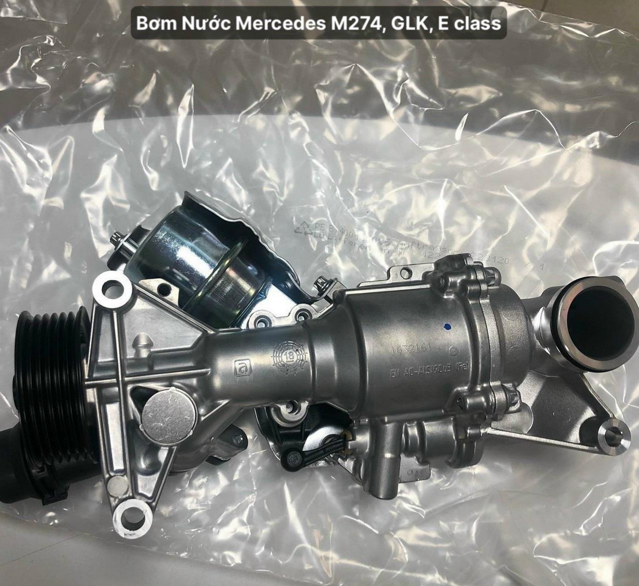Bơm nước xe Mercedes E250