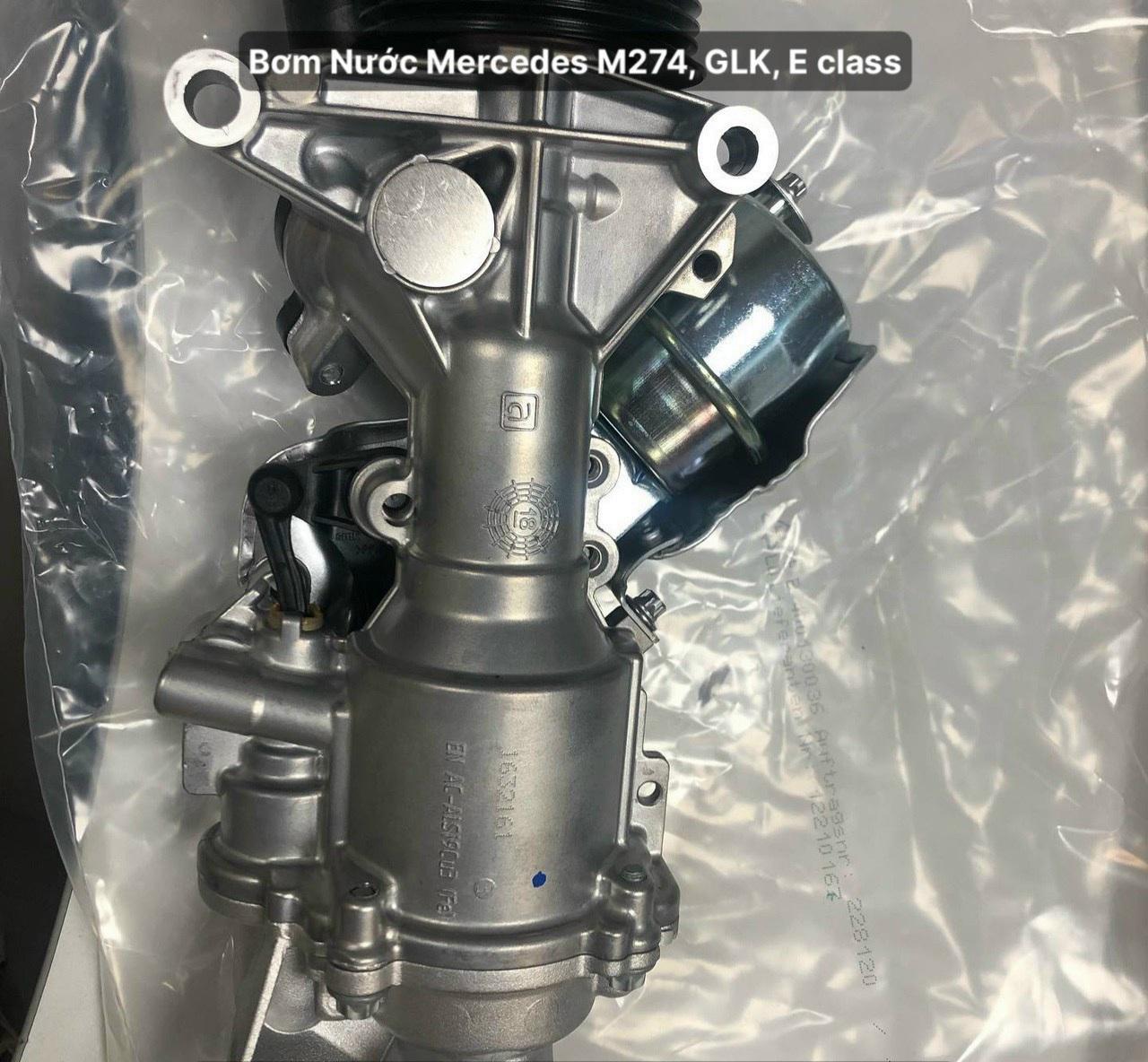 Bơm nước xe Mercedes E200