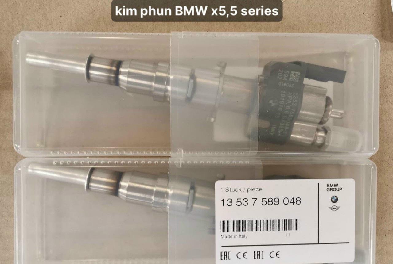 Kim phun xe BMW 5 Series