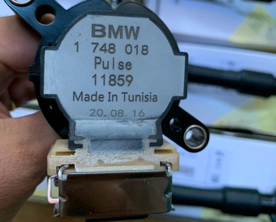 Mô bin (bô bin) đánh lửa xe BMW 328i