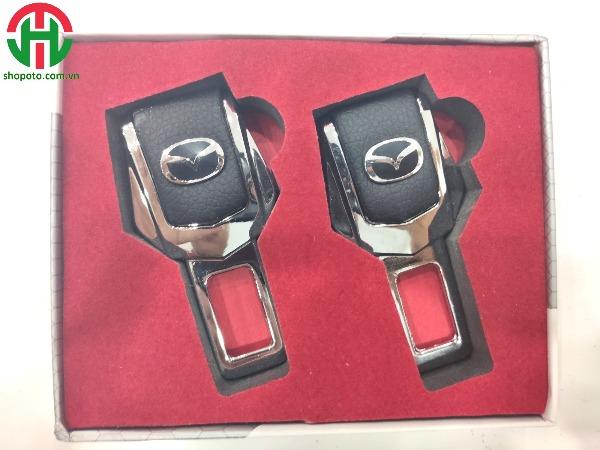 Chốt đai an toàn Mazda