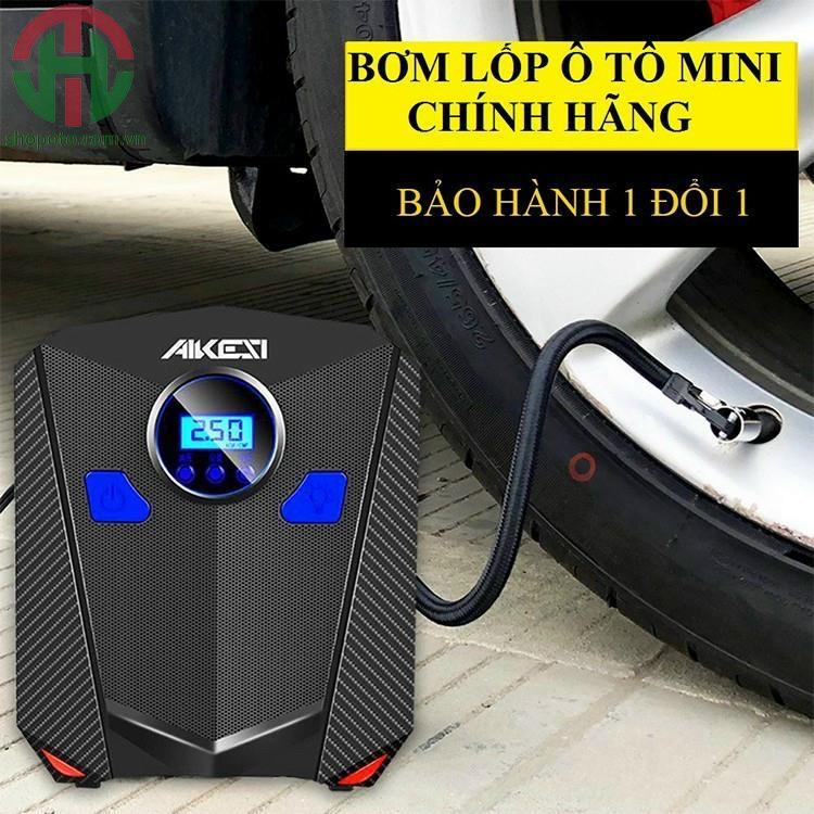 Bơm lốp ô tô Aikesi
