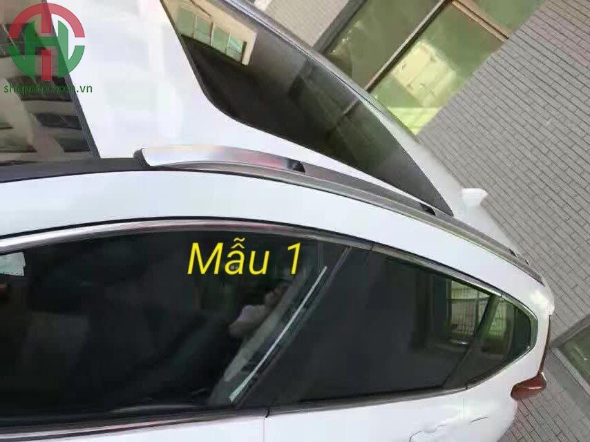Thanh giá nóc xe Honda CRV 2016-2017