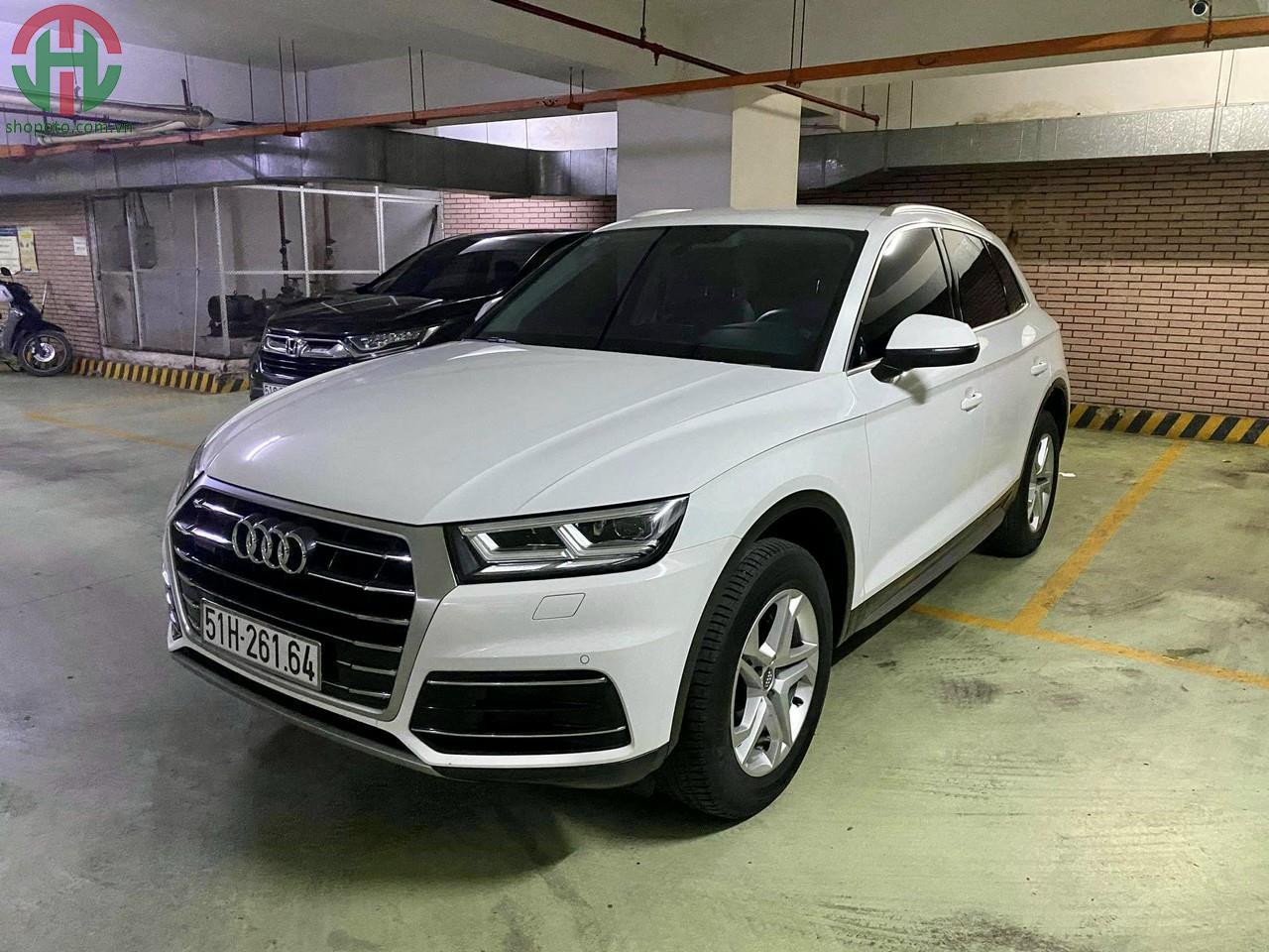 Audi Q5 đăng kí 2020