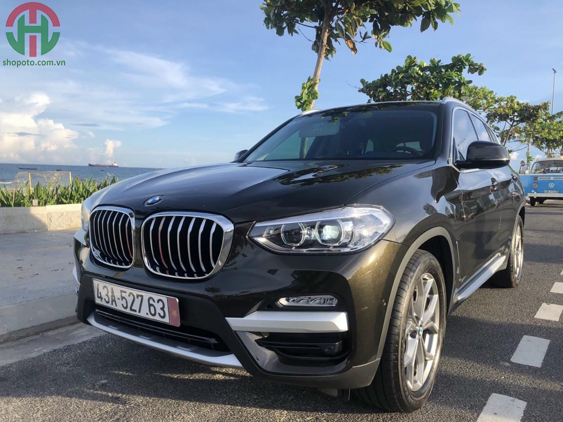 BMW X3 đời 2020