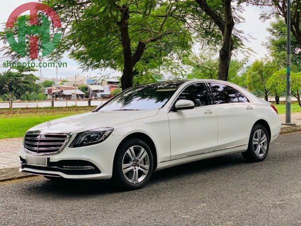 Mercedes-Benz S450L 2018