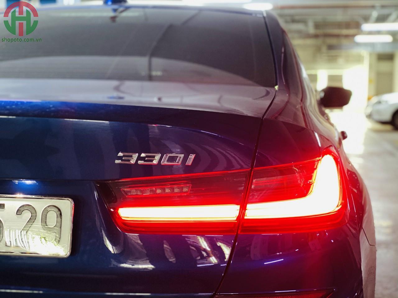 BMW 330i Msport Model 2020