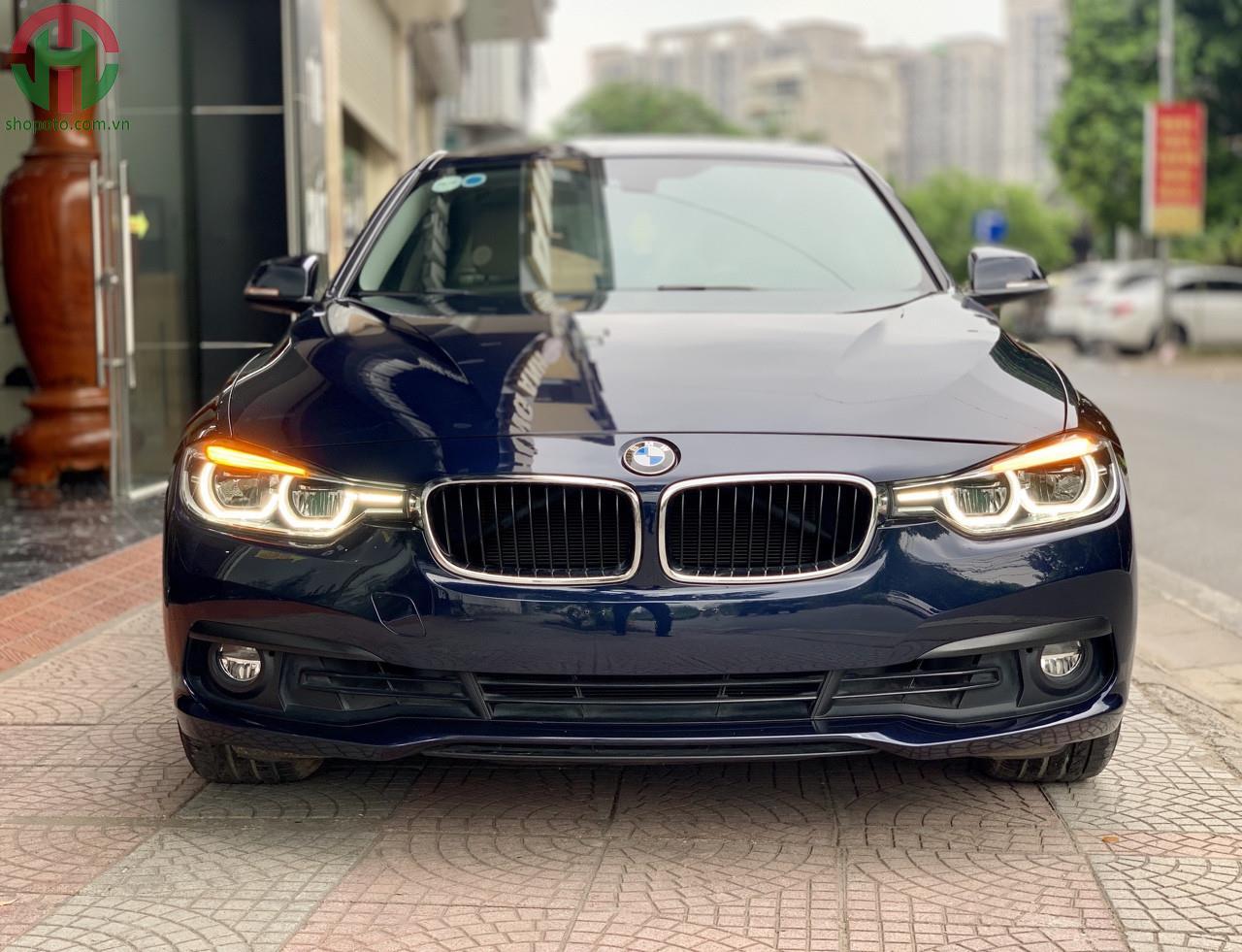 BMW 320 LCI 2017