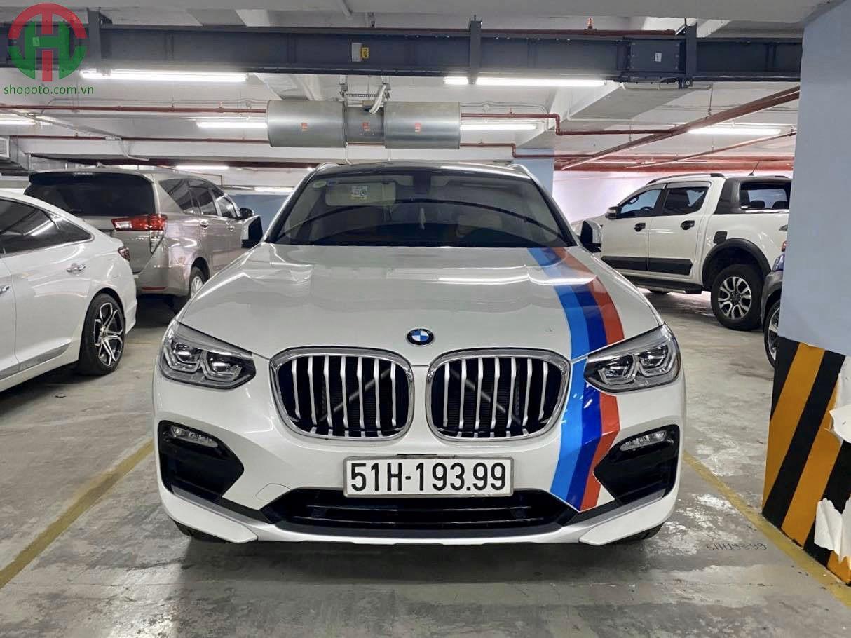 BMW X4 Xdriver 20i Model 2020
