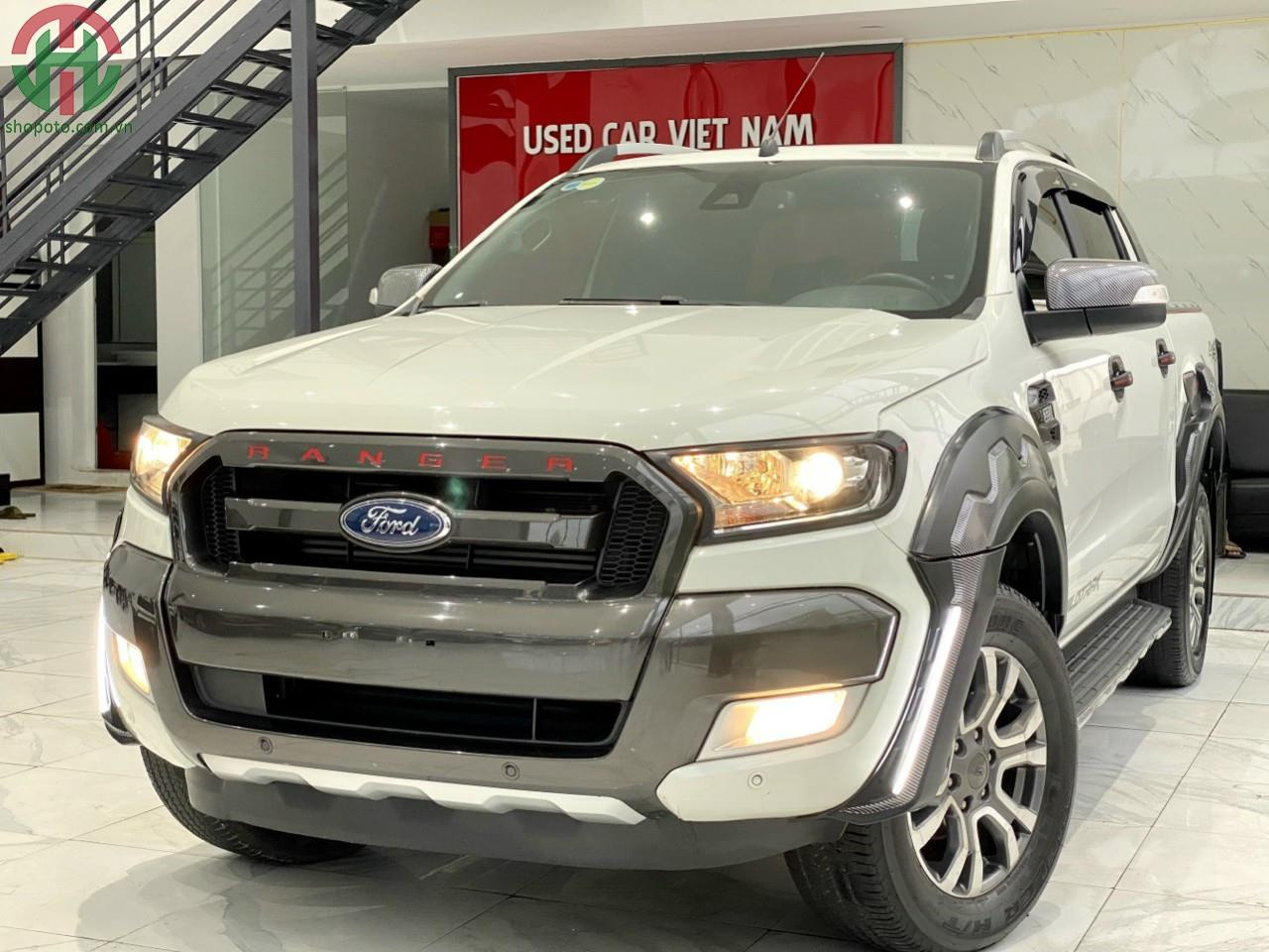 Ford Ranger Wildtrack 3.2 AT 4X4 2 Cầu 2017