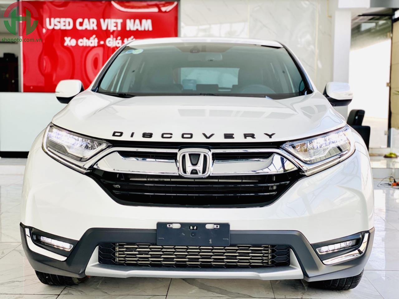 Honda CRV 1.5 L 2018 Turbo Màu Trắng
