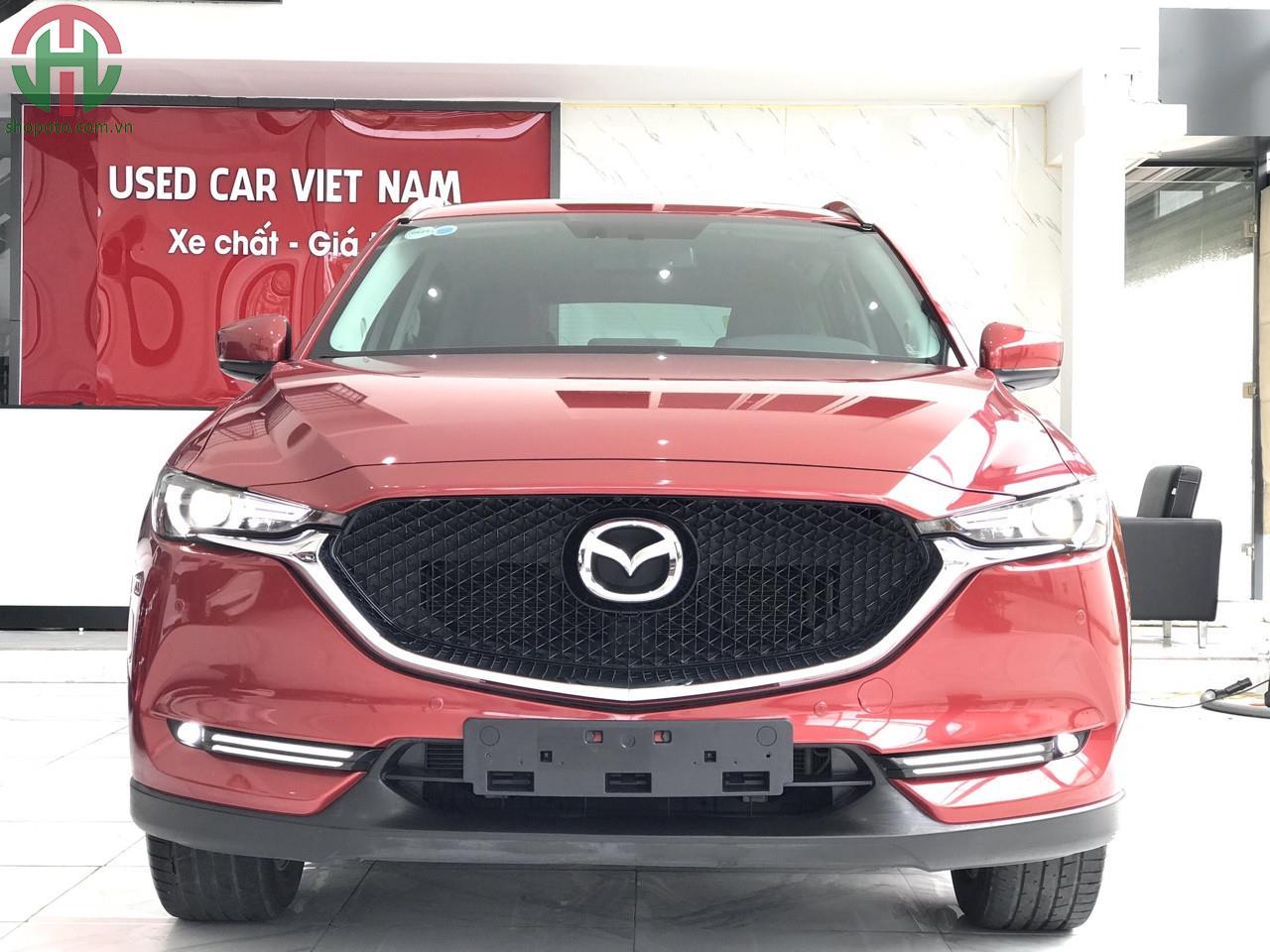 Mazda CX5 2.0 AT 2018 màu Đỏ