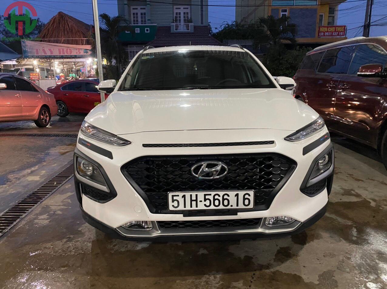 Hyundai Kona 2.0 AT 2019 Đặc Biệt màu Trắng
