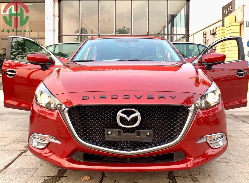Mazda 3 1.5 AT Facelift 2017 màu Đỏ