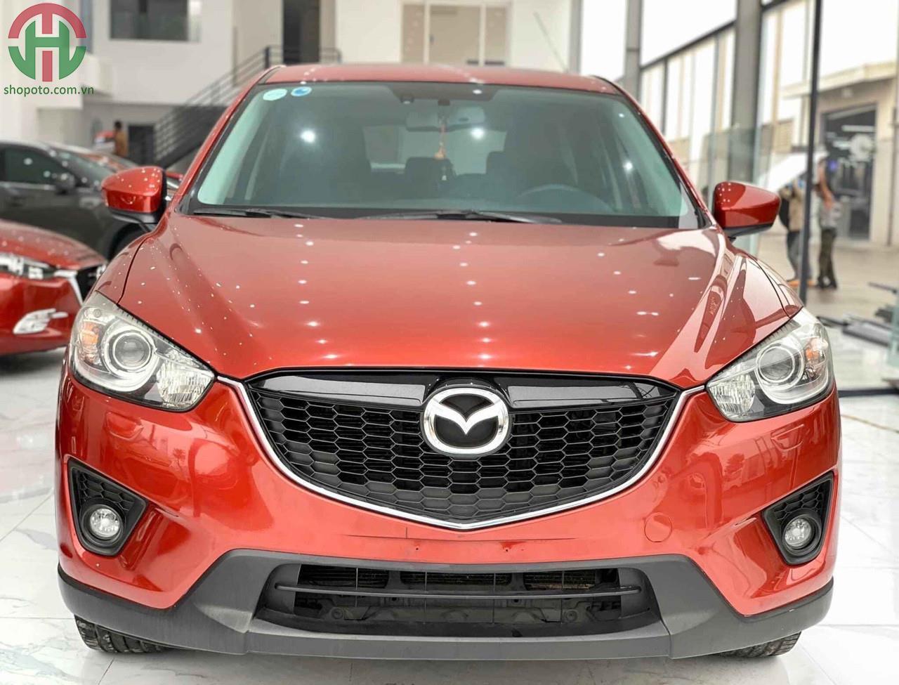Mazda CX5 2.0 AT AWD 2013 màu Đỏ