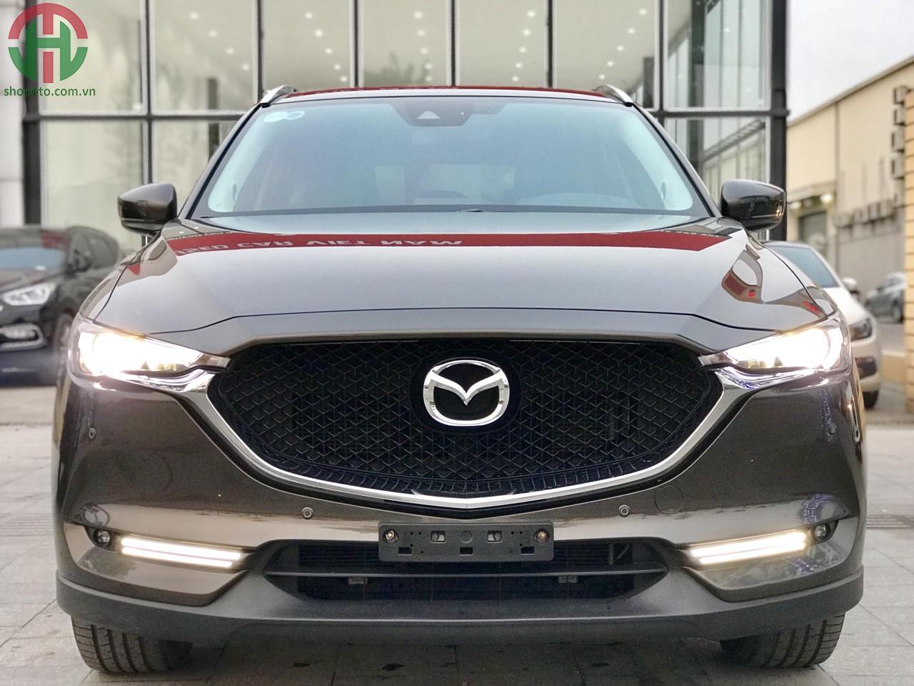 Mazda CX5 2.5 AT 2WD 1 Cầu 2018 màu Nâu
