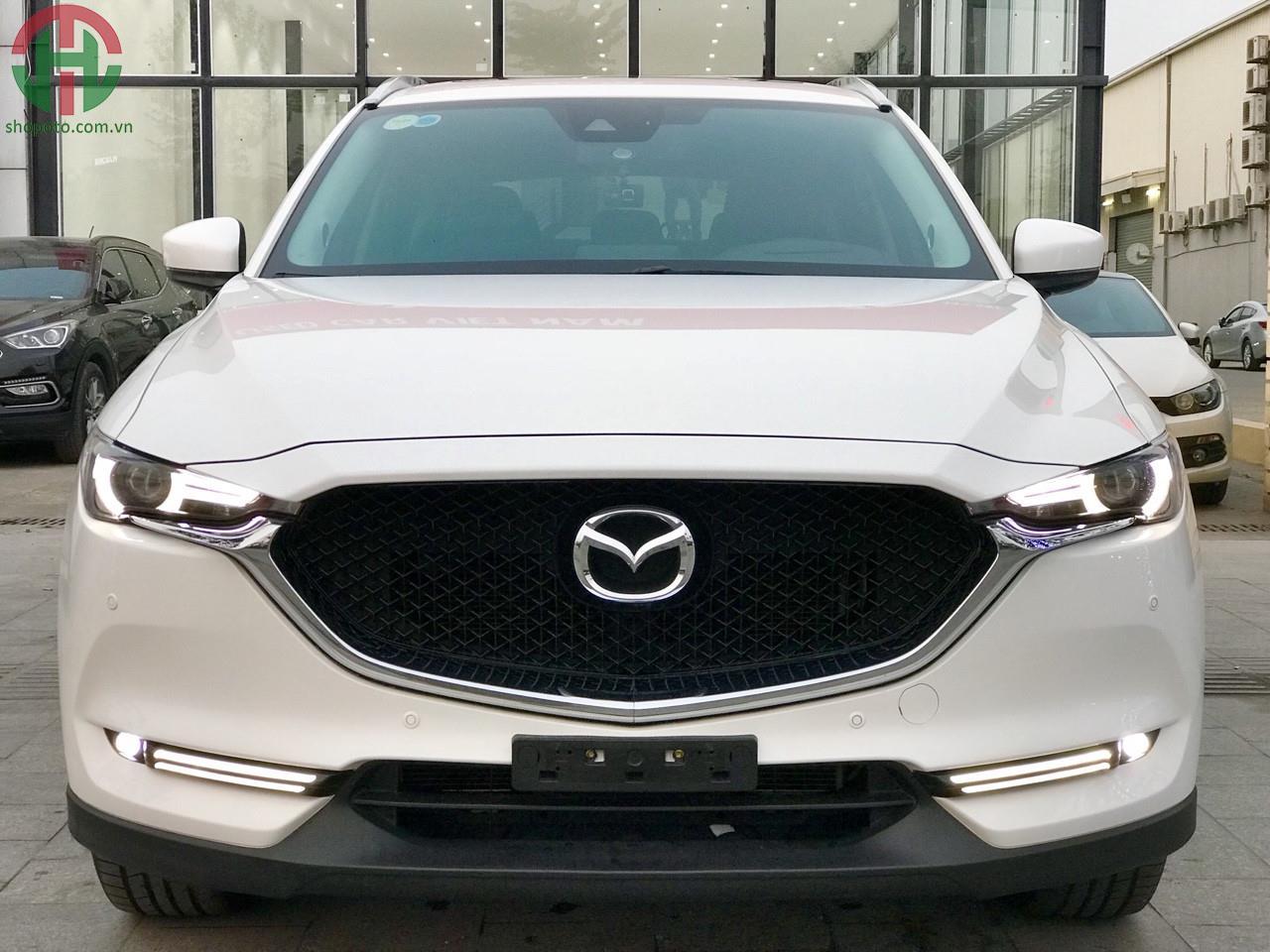 Mazda CX5 2.5 AT 2WD 2018 màu Trắng