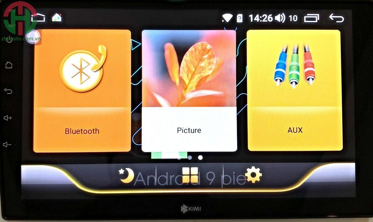 Màn hình Android Kimi K4