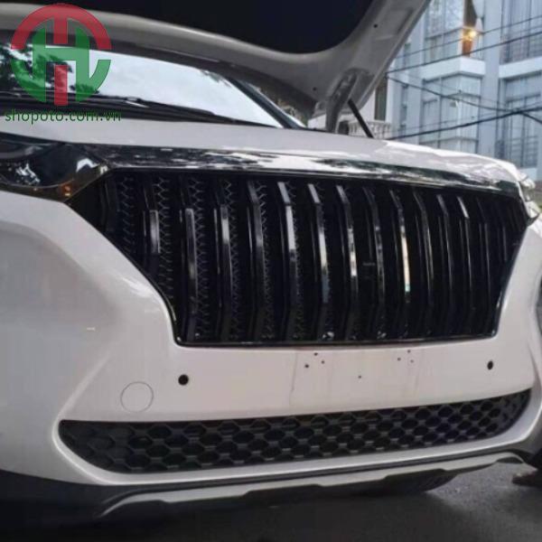 Ca lăng độ Hyundai Santafe 2019