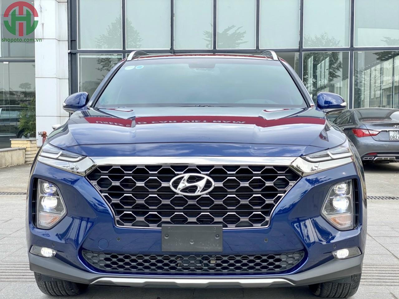 Hyundai Santafe 2.4 AT Premium