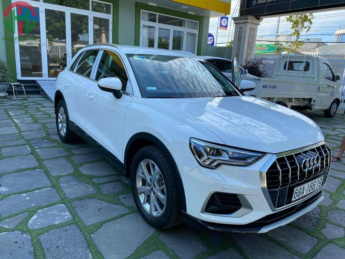 Audi Q3 Model 2019 Màu trắng