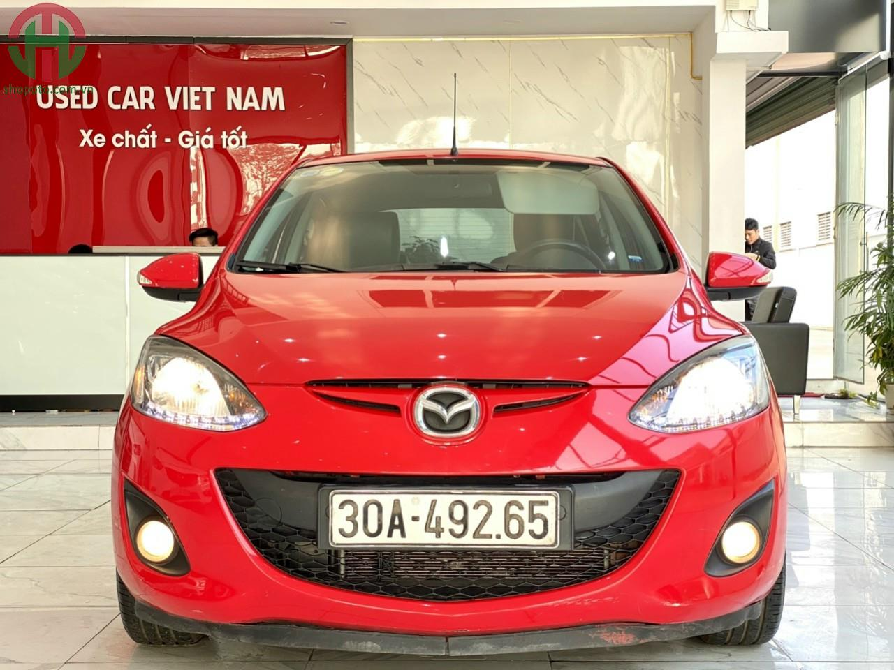Mazda 2 1.5 AT 2014 Hatchback