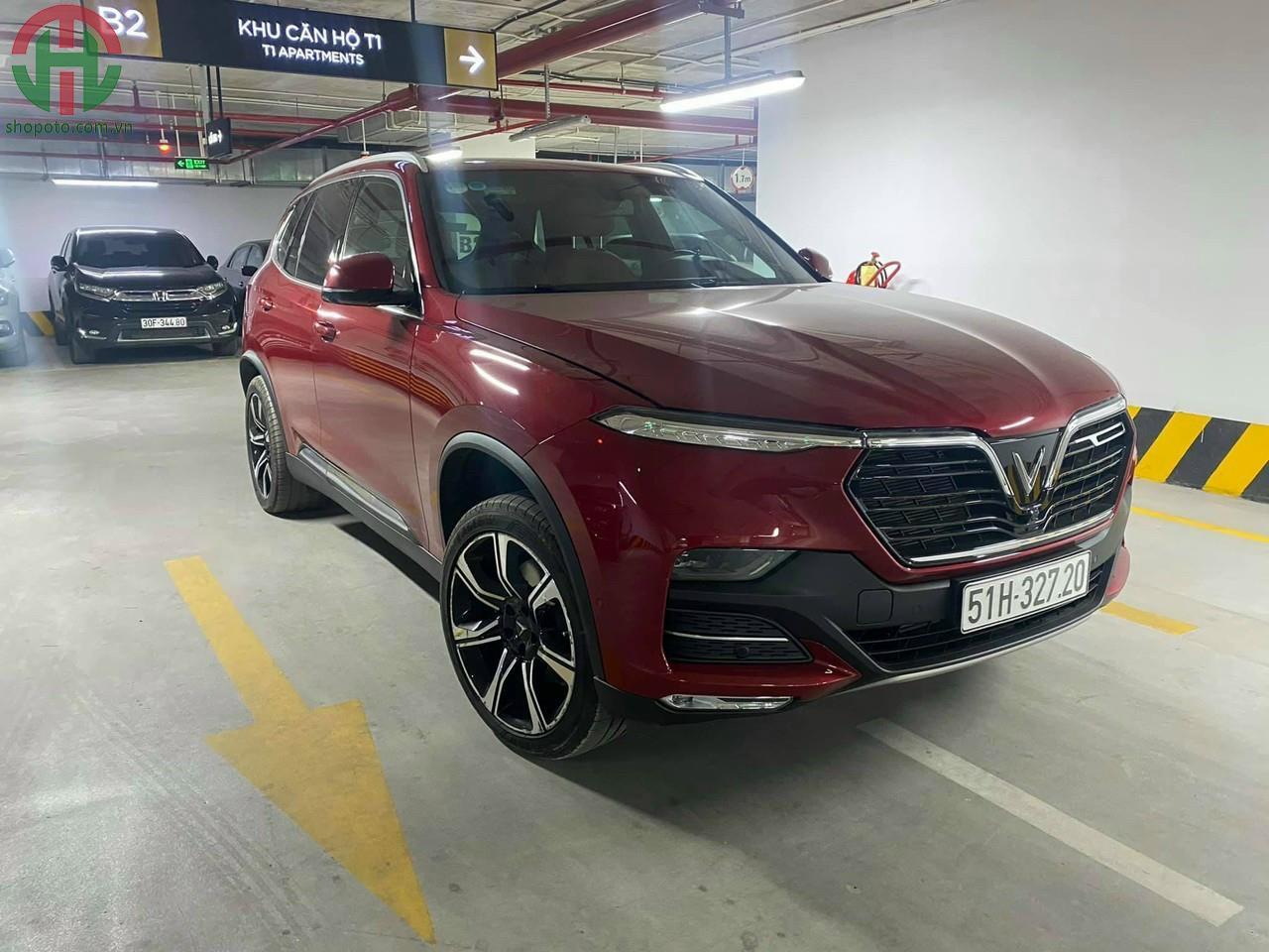 Vinfast Lux SA 2.0 Premium 2019