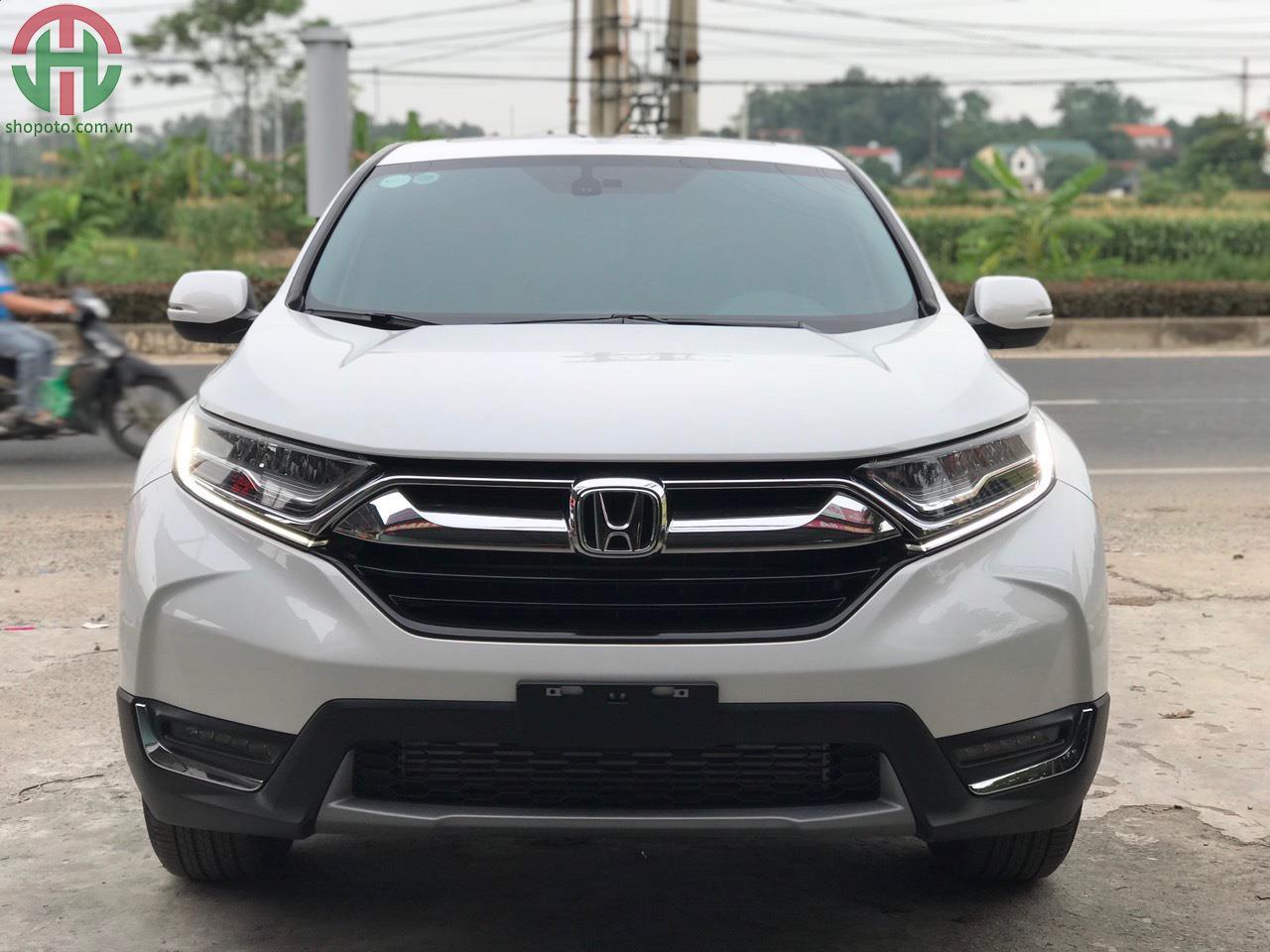 Honda CRV 1.5 L Turbo 2020 màu Trắng