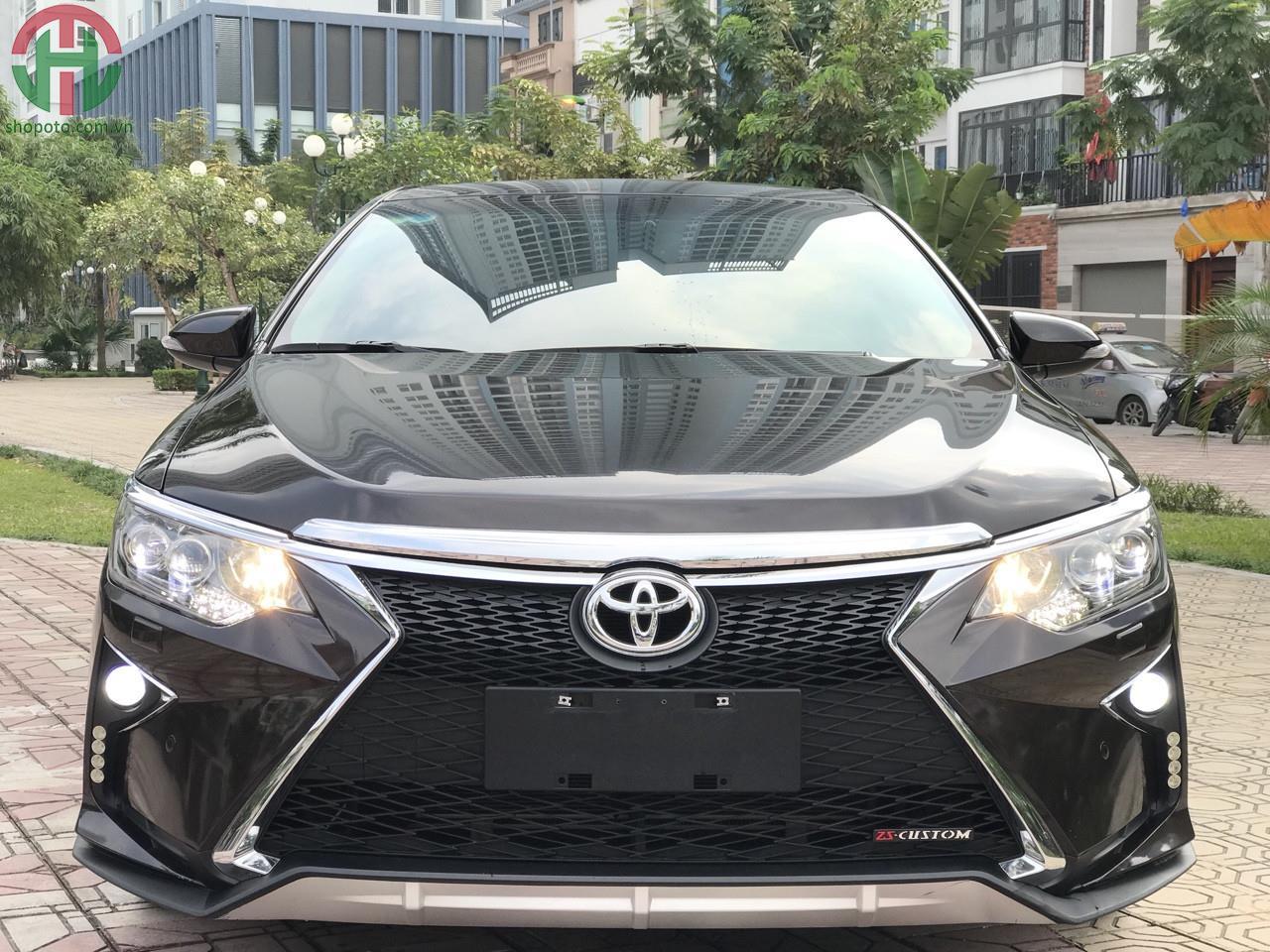Toyota Camry 2.5 Q 2018 Màu Nâu Đen