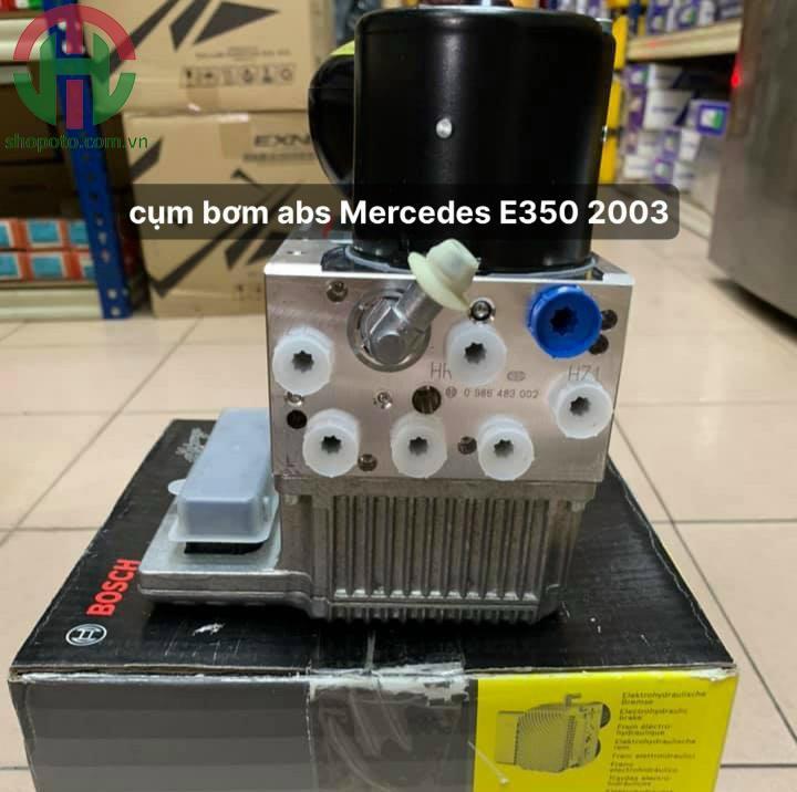 Cụm bơm ABS Mercedes E350 2003