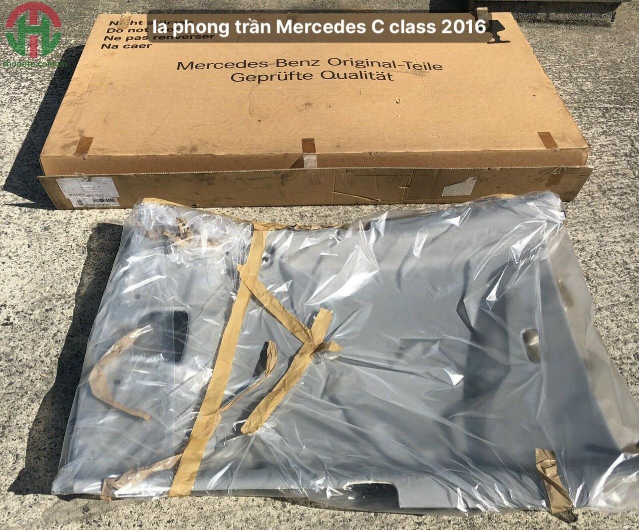 La phông trần Mercedes C class 2016