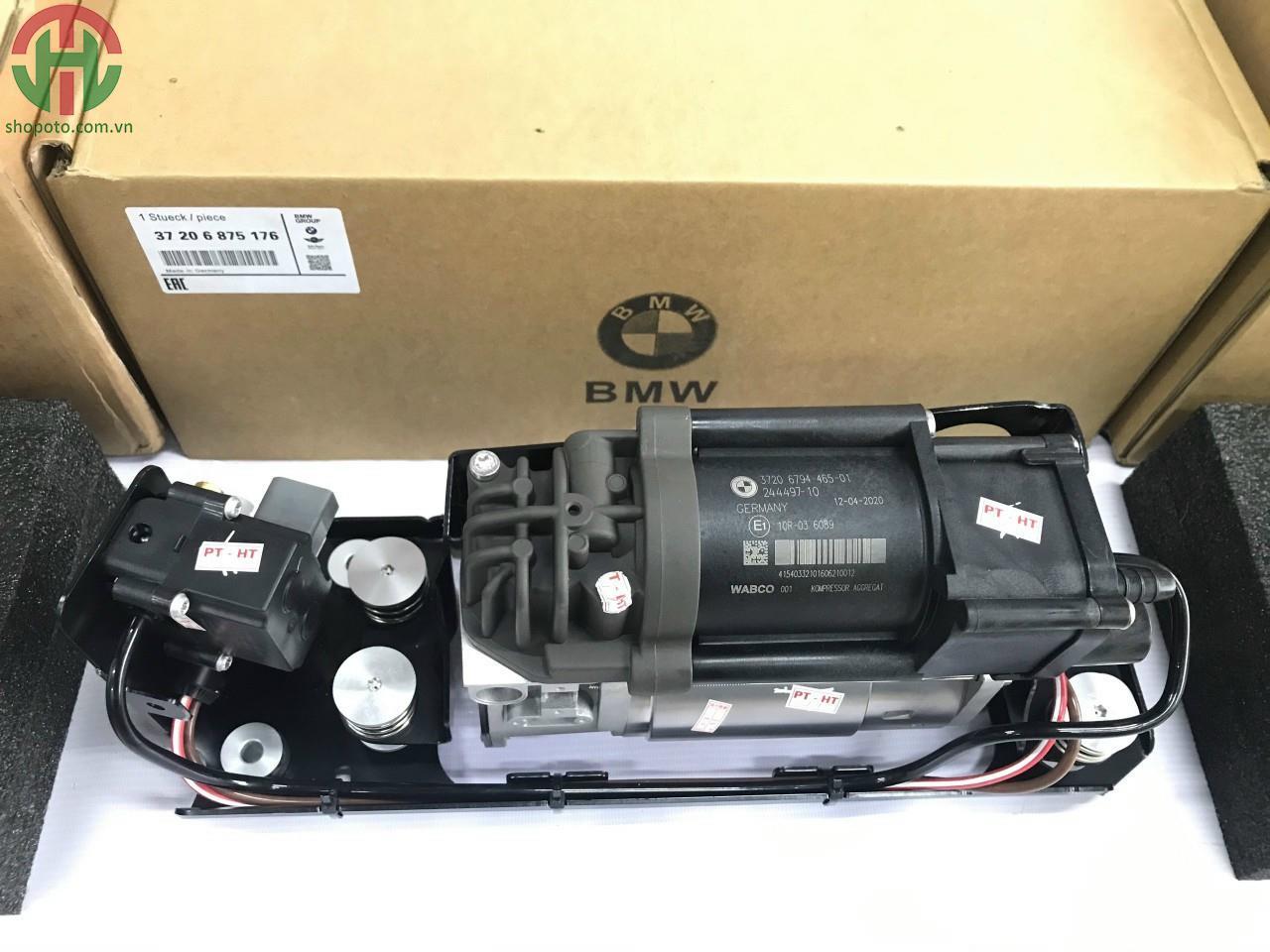 BƠM NÂNG GẦM XE BMW 750LI - F02