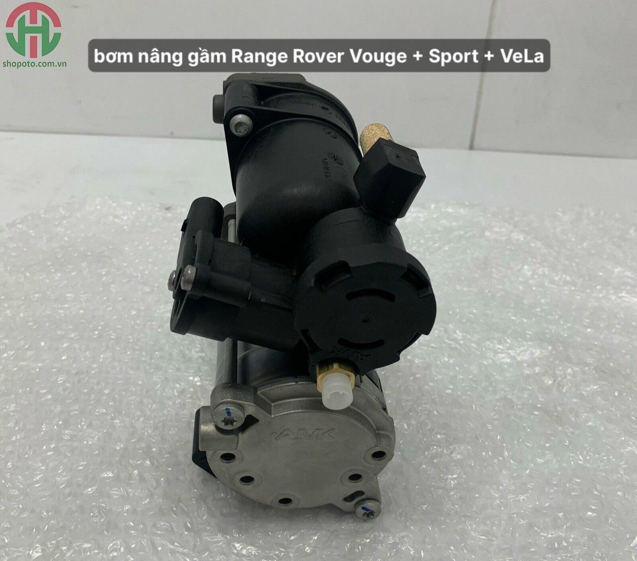 Bơm nâng gầm Range Rover Sport