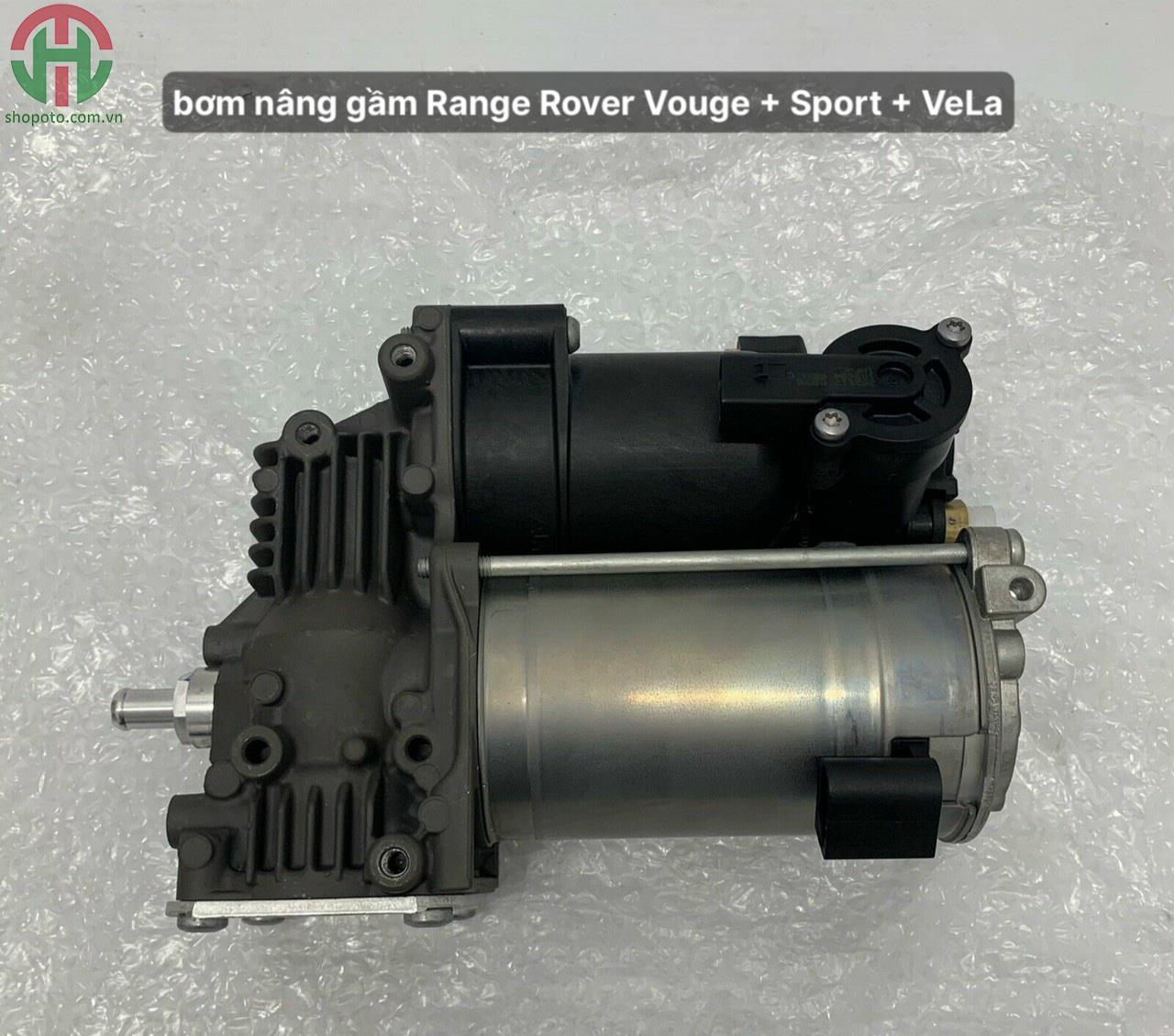 Bơm nâng gầm Range Rover Velar