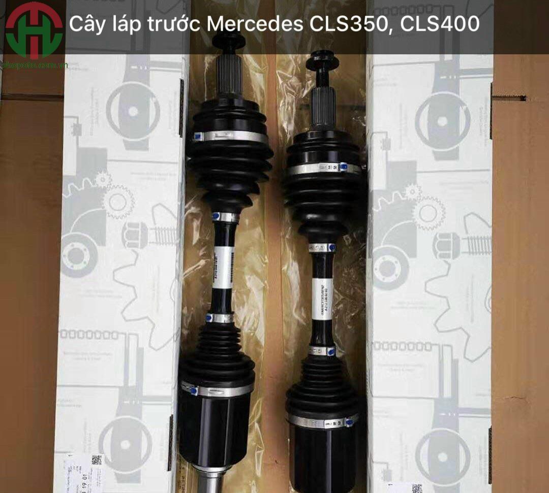 Cây láp - trục láp Mercedes CLS400