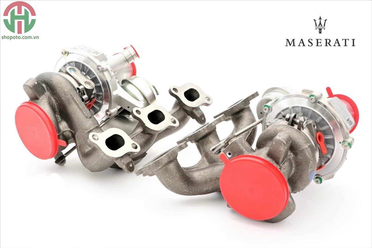 Turbo tăng áp động cơ Maserati Quattroporte