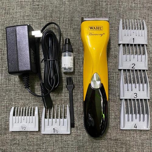 Tông đơ cắt tóc wahl 2232 vàng đen